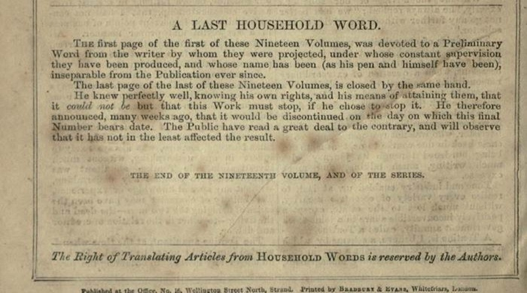 Household Words, 19 (1859), p. 620.  From Dickens Journals Online (DJO) (2012-) www.djo.org.uk.