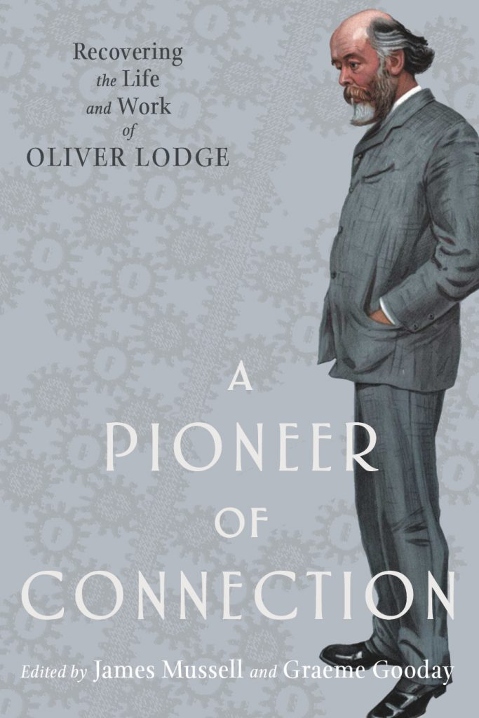 cover image of a Pioneer of Connection